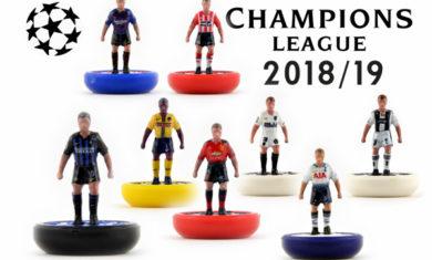 Champions 18-19 Teams