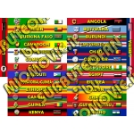 CAF - Tutte le nazionali