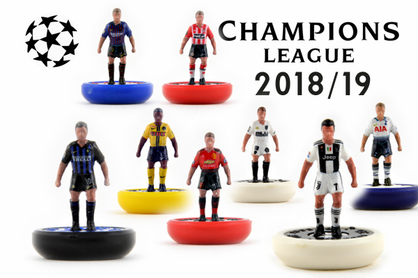 Squadre Champions League 2018/19