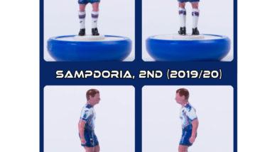 452 Sampdoria, 2nd (2019-20)