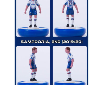 452 Sampdoria, 2nd (2019-20)
