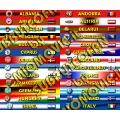 UEFA - Tutte le nazionali